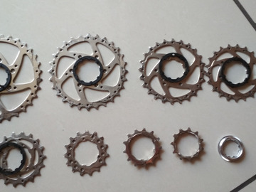 For Sale: Sunrace 8 speed 11-32 cassette