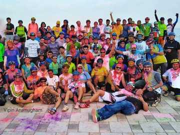 Cycling Content: Ride to Celebrate Holi - 2019