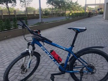 For Sale: Focus MTB Whistle 3 years old in Ahmedabad