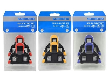 Cycling Content: Genuine Shimano SPD cleats