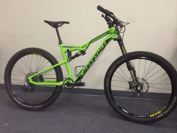 For Sale: Cannondale Habit Carbon 1 XX1 Guide Full Custom 27.5 MTB.