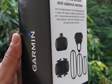 For Sale: Garmin Bike Speed and Cadence Sensor