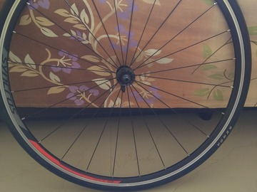 For Sale: Syncross Road bike Front wheel for sale