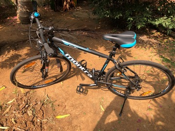 For Sale: Montra Blues 1.1 Hybrid Cycle Sparingly Used For Sale