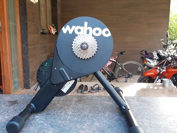 For Sale: Almost New WAHOO KICKR CORE for sale