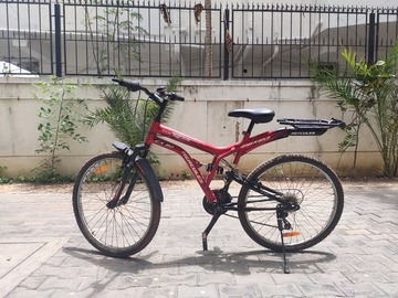 For Sale: Hercules Topgear CX90 Geared Bicycle