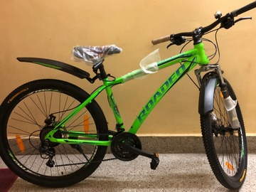 For Sale: Hercules MTB Roadeo Hank