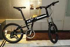For Sale: Hummer 20 Inch Adult Foldable Bike, Bought in Japan