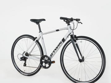 For Sale: Btwin - Triban 40 days old