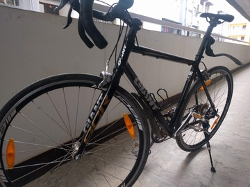 For Sale: Giant SCR2 road bicycle, hardly used