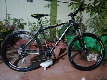 For Sale: Bergamont Vitox 7.2 hardtail