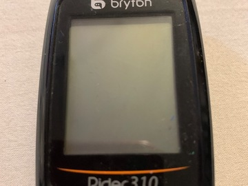 For Sale: Bryton 310 bike computer with mount