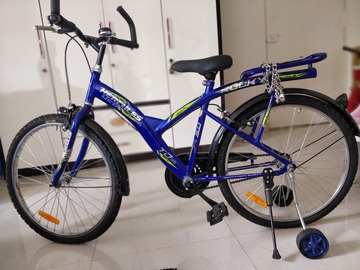 For Sale: HERCULES KIDS CYCLE 10 days old