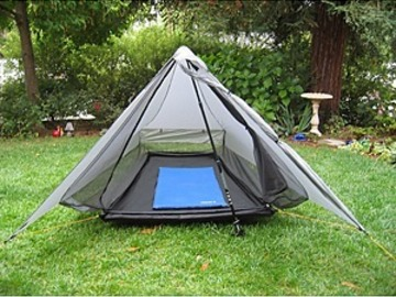 For Sale: tarptent single person tent. for bike touring or treking.