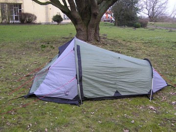 For Sale: touring tent for 2 people ( robens dreamer )