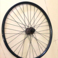"""For Sale: Orbea MTB 26"""" Factory Wheels with Hubs, Cassette, Disc Mount"""