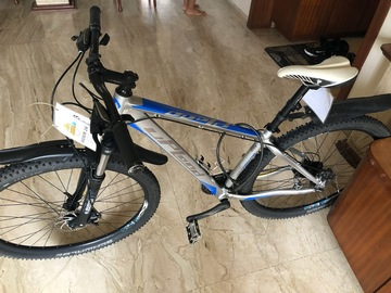 "For Sale: MTB BIKE UPLAND 17""( S) Good condition for Sale"