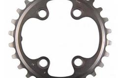 For Sale: MTB Chainrings - Shimano Deore XT (FC-M8000) (2x11) - 34-24T
