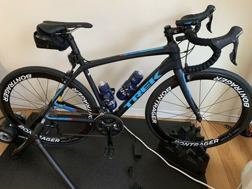 For Sale: Trek Domane sl5 52cm Carbon Road bike