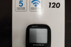 For Sale: Btwin 120 Wireless Speedometer