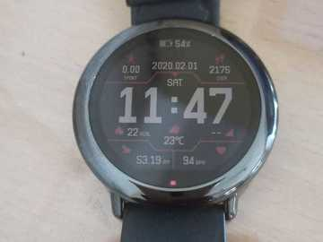 For Sale: Amazfit Pace Smartwatch For Sale