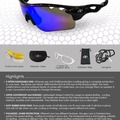 For Sale: cycling sunglases