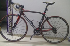 For Sale: Customized RaceRoadie with Carbon Frame, Dura-Ace Shi