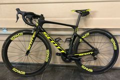 For Sale: Scott Foil 10 52cm Road bike