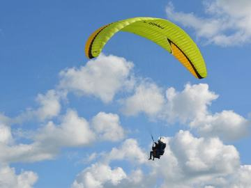 Cycling Content: kamshet paragliding