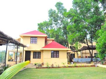 Services: Accommodation in kamshet