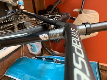 Cycling Content: Cannondale synapse road bike