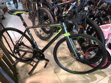 For Sale: Merida Scultura 4000 Carbon Disc October 2019 Purchase