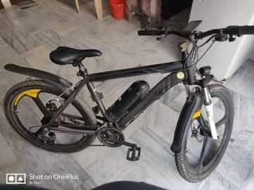 For Sale: LightSpeed eBike Dryft (Customised) to Rush
