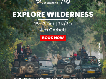 Cycling Content: Lets Pedal in Corbett