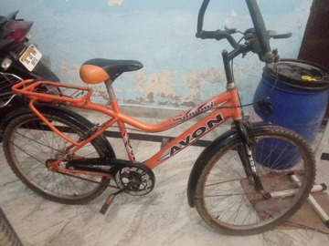 For Sale: Avon single speed cycle without fears