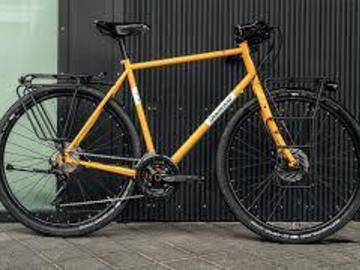 Cycling Content: Looking for a touring frameset or a touring bicycle