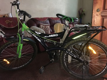 For Sale: Hero 6 gear cycle