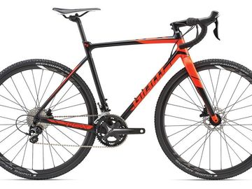 For Sale: Giant TCX - Cyclocross Race Bike - Imported from USA