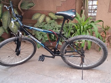 For Sale: Firefox axxis 26inch nongear bicycle