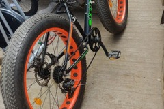 For Sale: Montra Fat bike