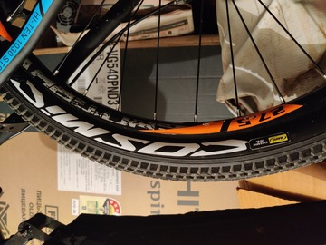 For Sale: Mavic Cosmic Pro Carbon Tyre Letter Vinyl Stickers for Tyre