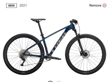 Cycling Content: Wanted X Caliber 7, 2021 model