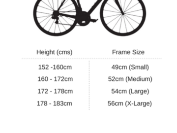 For Sale: I want to purchase road bike budget 25~30k