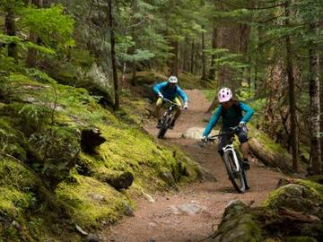 Cycling Content: MTB required for mountain trails