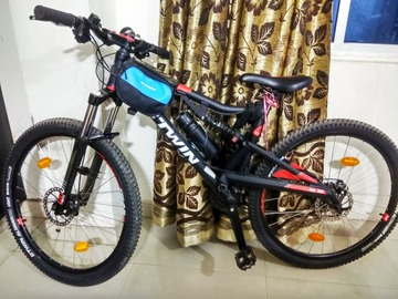 For Sale: Btwin Rockrider 520S Full Suspension MTB 27.5""