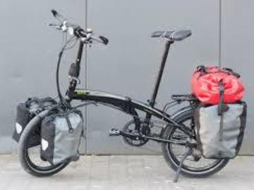 For Sale: Tern Verge Tour 27h touring bike (folding)