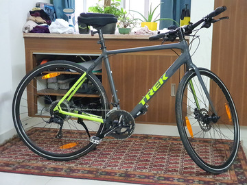 For Sale: TREK, Zektor 3, Good As New