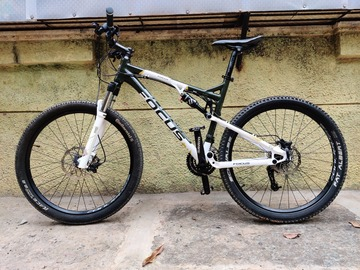 For Sale: Focus Superbud Full Suspension MTB
