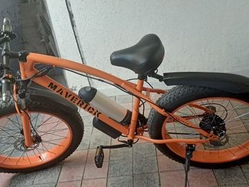 For Sale: Jaguar fat bike electric