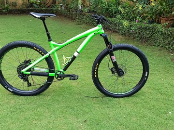 For Sale: Lapierre edge plus 527 , hardtail trail bike